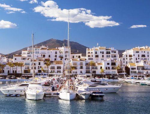 Puerto Banus Marbella travel guide holiday facts