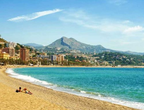 best near malaga beaches