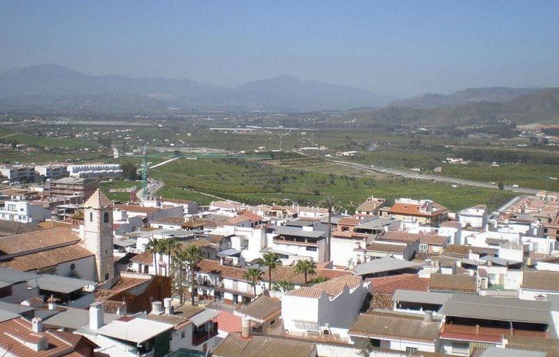 cartama town malaga